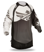 Evolution Clean Black/Grey/White Jersey