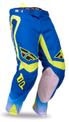 Evolution Clean Blue/Hi-Viz Pant