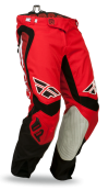 Evolution Clean Red/White/Black Pant