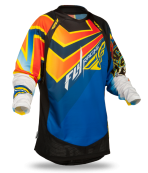 Evolution Vertigo Blue/Yellow/Black Jersey