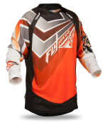 Evolution Vertigo Orange/Grey/Black Jersey