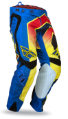 Blue/Yellow/Black Pant