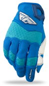 Blue/Light Blue Glove