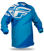 F-16 Blue/Light Blue Jersey
