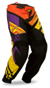 Purple/Yellow/Black Ltd Pant