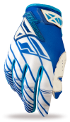 Blue/White Glove