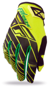 Kinetic Shock Green/Black Glove