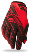 Kinetic Shock Red/Black Glove