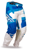 Kinetic Blocks Blue/White Pant