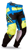 Kinetic Blocks Blue/Hi-Viz Pant