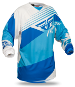 Kinetic Blocks Blue/White Jersey