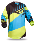Kinetic Blocks Blue/Hi-Viz Jersey