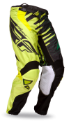 Kinetic Shock Green/Black Pant