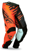 Kinetic Shock Orange/Black Pant