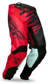 Kinetic Shock Red/Black Pant