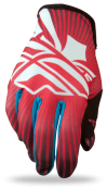 Lite Hydrogen Red/White Glove