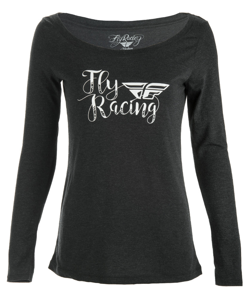 f3d32dcd7 Nomad Long Sleeve Black Tee | FLY Racing | Motocross, MTB, BMX ...